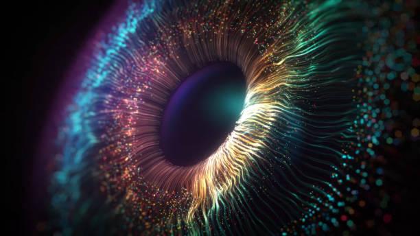Eye, Cyborg, Eye, Human Eye